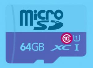 Micro SD Karte - Datenübertragungsgeschwindigkeit