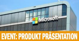 Microsoft-Event am 26. Oktober - Große Enthüllung