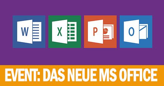 Neues Microsoft Office wird vorgestellt